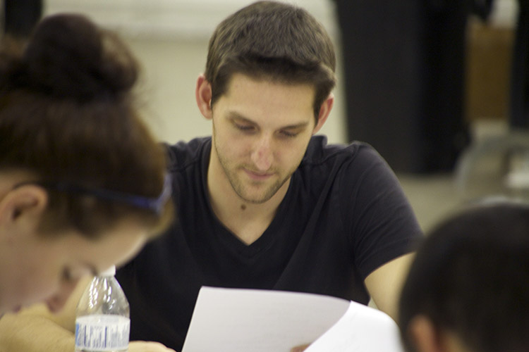 Justin Smith Table Read